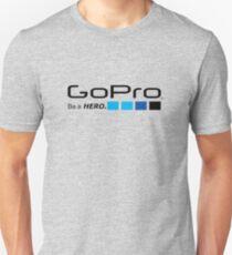 Go Pro - Be a Hero T-Shirt