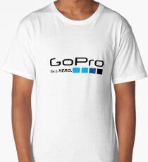Go Pro - Be a Hero Long T-Shirt