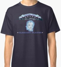 Inside the Clarinet Player Classic T-Shirt