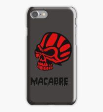 Macabre iPhone Case/Skin