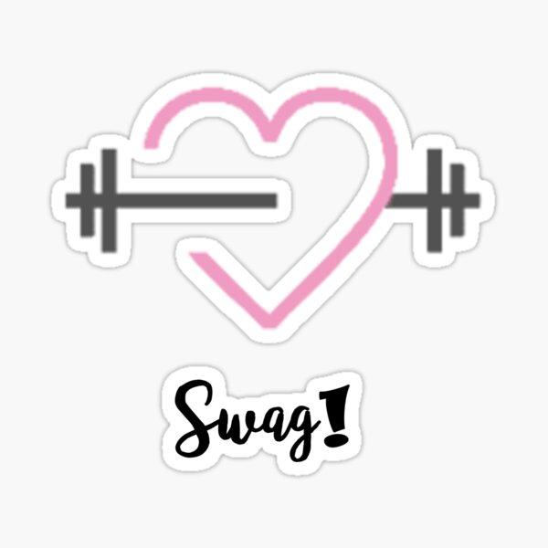 Weightlifting Fairy Kim Bok Joo Swag Sticker