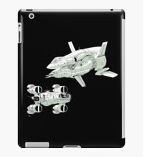 fly strikes iPad Case/Skin