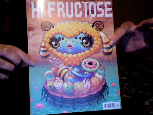 Hi Fructose.com by atomikboy