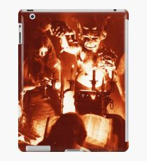Ritual with candles and Witches from the 1920s film Haxan iPad Case/Skin