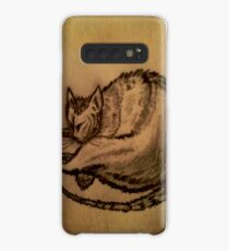 THE SLEEPING CAT  Case/Skin for Samsung Galaxy