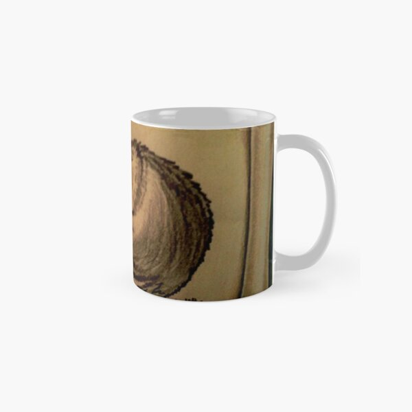 THE SLEEPING CAT  Classic Mug