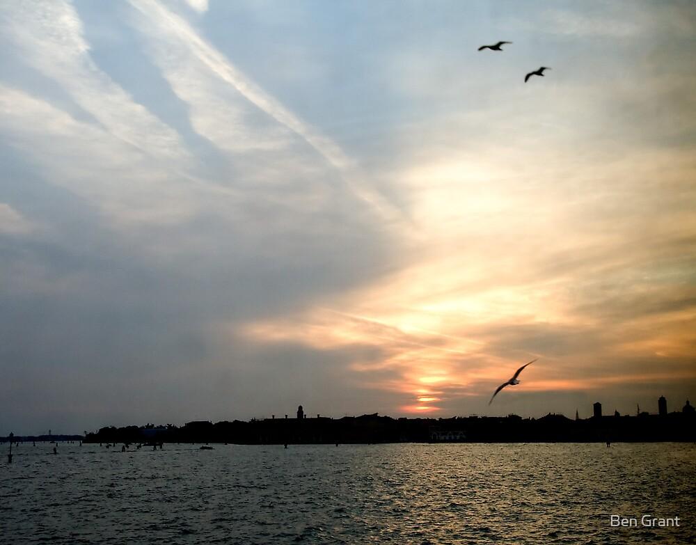 Good morning, Venice by Ben Grant