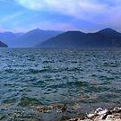 Lake Iseo by annalisa bianchetti
