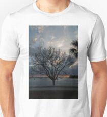 Tree During Twilight Unisex T-Shirt