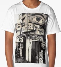 Optical street Long T-Shirt