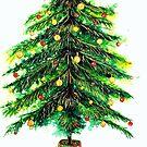 Christmas Tree by Linda Callaghan