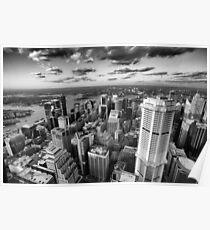 Sydney Skyline, Australia Poster