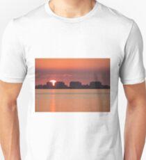 Big Orange Sun Unisex T-Shirt