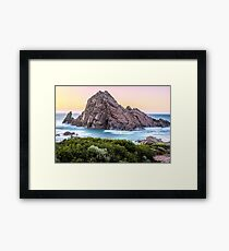Sugarloaf Sunset Framed Print