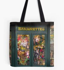 Marionettes - Prague Tote Bag