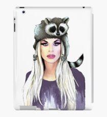 Katya Zamolodchi iPad Case/Skin