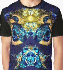 Alien Faces [13-2] Graphic T-Shirt