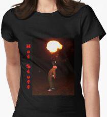 Hot Stuff Women's Fitted T-Shirt