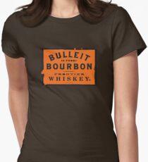 Bulleit Bourbon Women's Fitted T-Shirt
