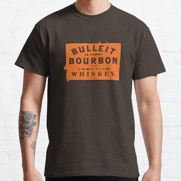 Bulleit Bourbon Camiseta clásica