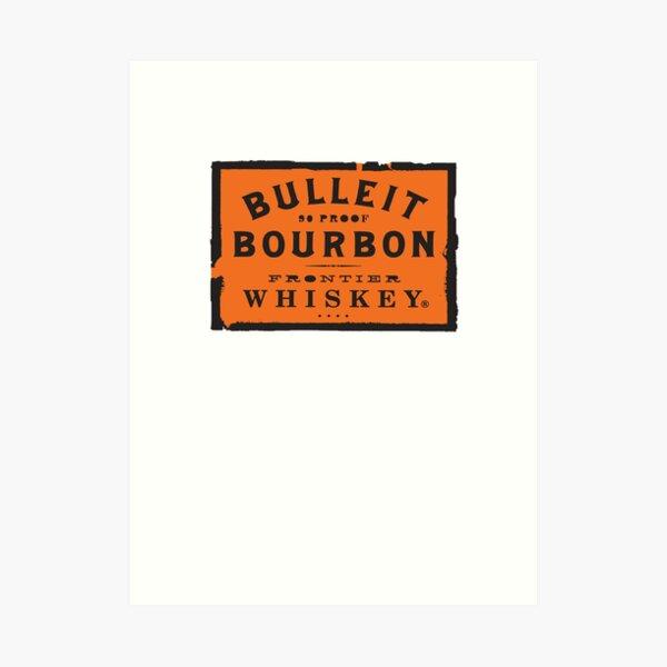 Bulleit Bourbon Art Print