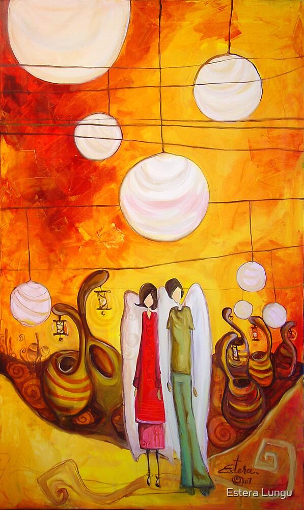 Angels by Estera Lungu