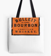 Bulleit Bourbon Tote Bag