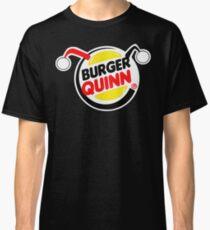 Burger Quinn Classic T-Shirt