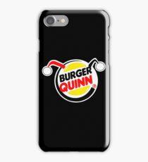 Burger Quinn iPhone Case/Skin