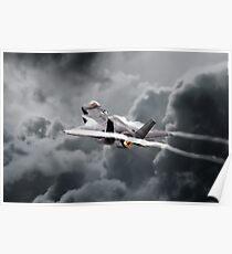 F-35 Ribbons Poster