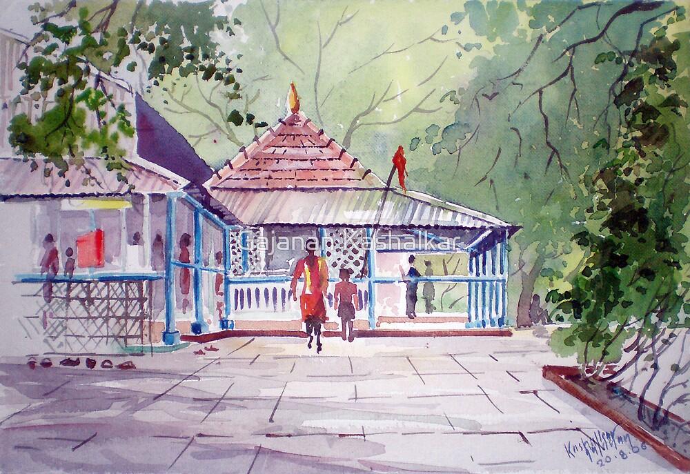 Jangali Maharaj Temple, pune by Gajanan Kashalkar