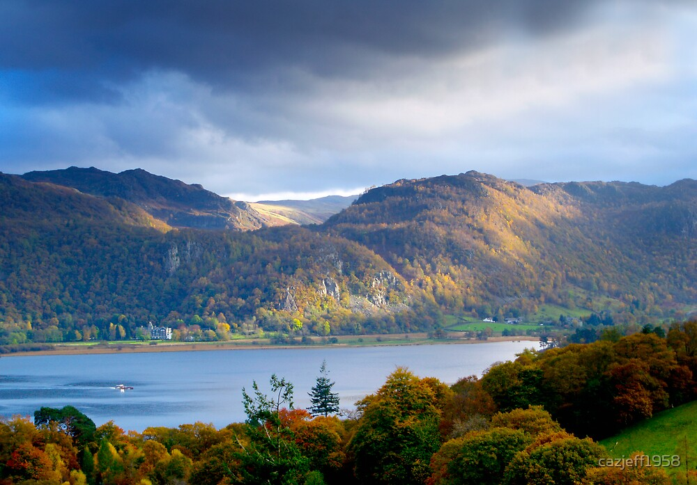 The Lake District by cazjeff1958