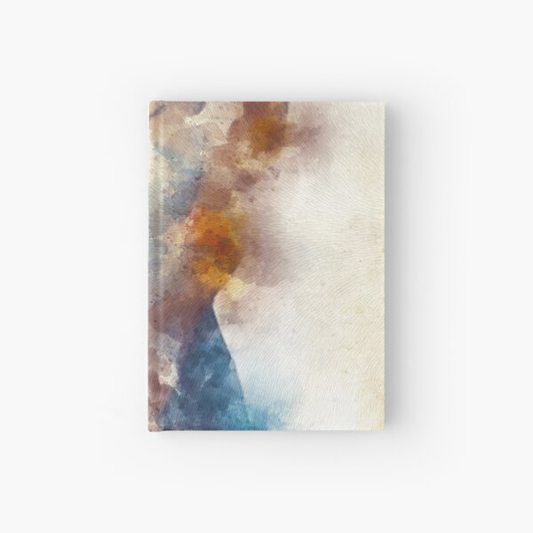 In The Wind Hardcover Journal