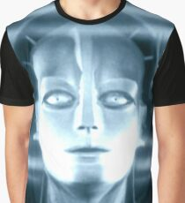 The Android Maria from Fritz Lang's Metropolis Graphic T-Shirt