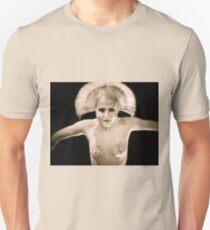Dancing Maria from Fritz Lang's Metropolis 1920s Unisex T-Shirt