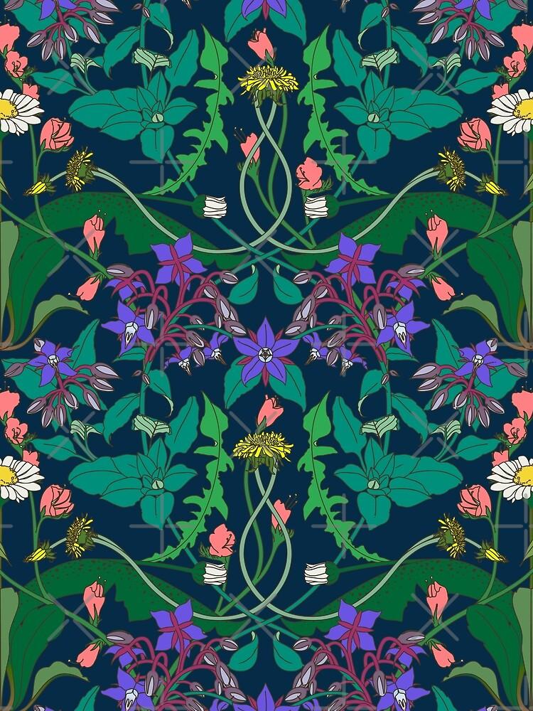 Dandelion by Feroniae
