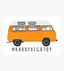 Harry HighTop Photographic Print