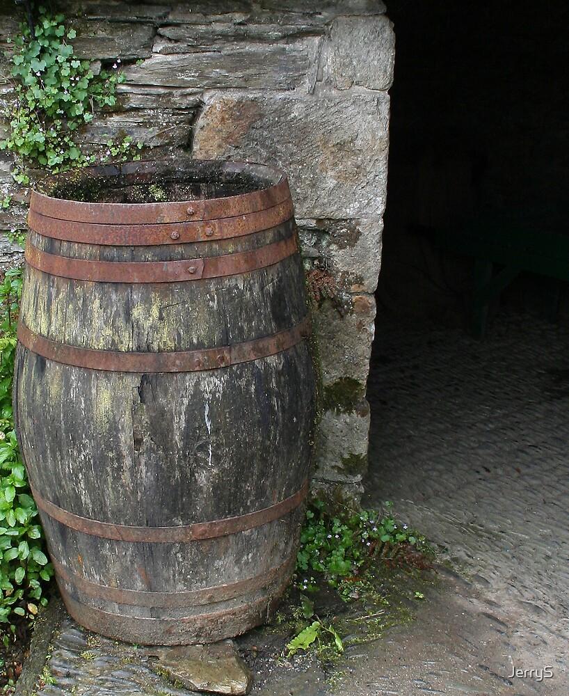 Wine Barrel by JerryS