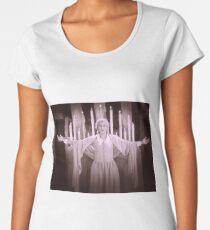 Maria in Fritz Lang's Metropolis  Women's Premium T-Shirt