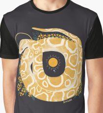 Familiar - Burmese Python Graphic T-Shirt