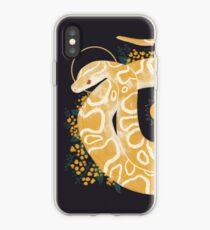 Familiar - Burmese Python iPhone Case