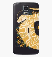 Familiar - Burmese Python Case/Skin for Samsung Galaxy