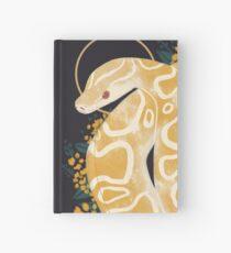 Familiar - Burmese Python Hardcover Journal