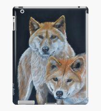 Dingo Siblings iPad Case/Skin