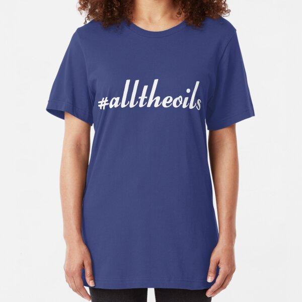 #alltheoils Slim Fit T-Shirt