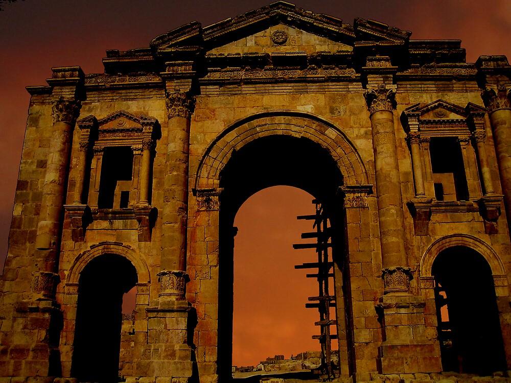 Hadrian by Mitch Messmore