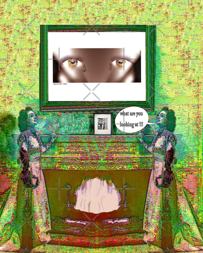 atomikboys amazing art Modified by  me  Trevor Herbert by Trevor  Herbert