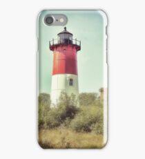Nauset Beach Lighthouse iPhone Case/Skin