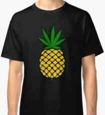 Pineapple Weed Leaf (Fold Up) Shirt Classic T-Shirt