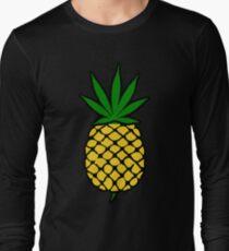 Pineapple Weed Leaf (Fold Up) Shirt T-Shirt